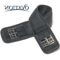 Ovation Airform Chafeless Girth - Color:Black Size:18