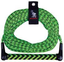 AIRHEAD AHSR-9 Watersports Rope with Eva Handle, 75 -Feet