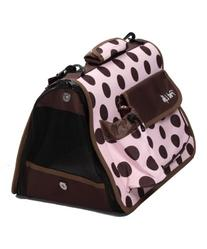 Airline Approved Folding Zippered Casual Pet Carrier, Medium