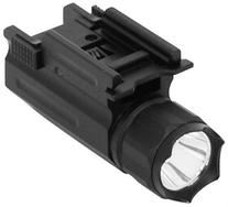 NcStar Airsoft/Paintball LED Flashlight/Quick Release Weaver