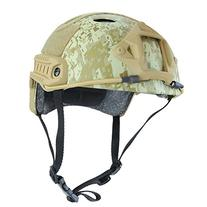 Airsoft Tactical SWAT Helmet Combat Fast Helmet with