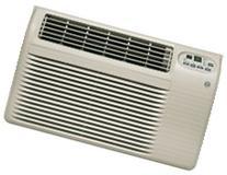 GE AJCQ06LCF 6,500 BTU Thru-the-Wall Air Conditioner with 10