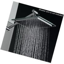 "AKDY  Bathroom Chrome Shower Head 8"" AZ6021 Rain Style"