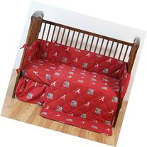 College Covers Alabama Crimson Tide Baby Crib Set