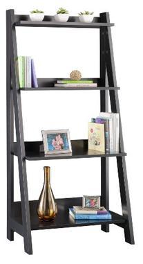 BUSH FURNITURE Alamosa Ladder Bookcase