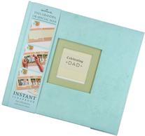 Hallmark Album Celebrating Dad Instant Memory Book