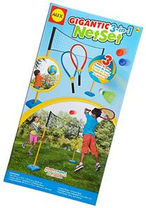 ALEX Toys Active Play Gigantic 3 in 1 Net Set with Oversized