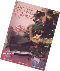 Alfred's Basic Adult Course Christmas, Bk 1