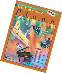 Alfred's Basic Piano Library: Top Hits Solo Level 2 Piano