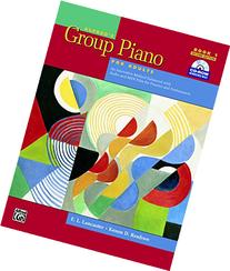 Alfred's Group Piano for Adults, Book 1: An Innovative