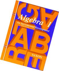 Algebra I: Incremental Development