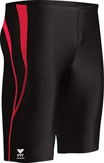 TYR  Men's Alliance Durafast Splice Jammer Swim Suit