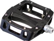 Wellgo Alloy BMX Sealed Mountain Bike Pedal, 9/16-Inch,