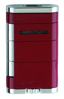 Xikar Allume Double Jet Red Lighter