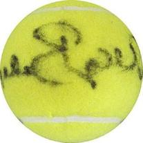 Ally Baker Autographed/Signed Tennis Ball