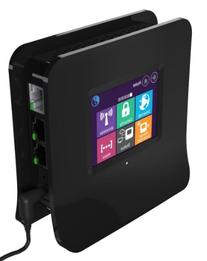 Securifi Almond -  Touchscreen WiFi Wireless Router / Range
