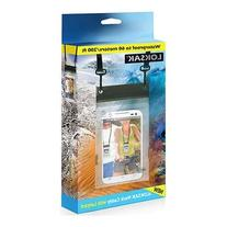 aLokSak Waterproof Bag with Lanyard for Smartphones