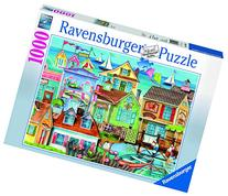 Ravensburger Along The Wharf Jigsaw Puzzle