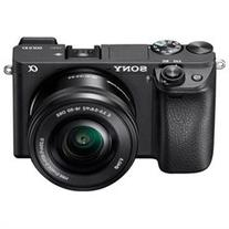 Sony Alpha 6300 24.2 Megapixel Mirrorless Camera with Lens - 16 mm - 50 mm - 3 LCD - 16:9 - 3.1x Optical Zoom - 8x - TTL - 6000 x 4000 Image - 3840 x