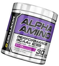 Cellucor Alpha Amino - 30 Servings Grape