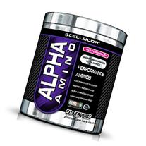Cellucor Alpha Amino Acid Supplement with BCAA, Watermelon,