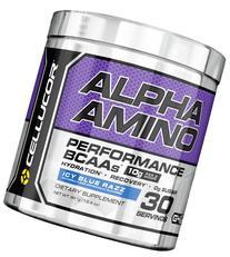 Cellucor Alpha Amino - 30 Servings Icy Blue Razz