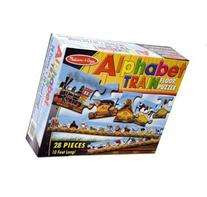 Alphabet Train Preschool Floor Puzzle - ages 3