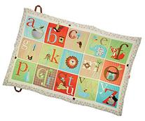 Skip Hop Alphabet Zoo Mega Activity Playmat, Multi