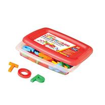 Educational Insights AlphaMagnets- Multicolored Uppercase