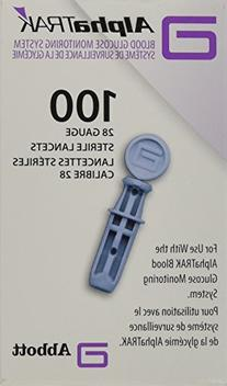 AlphaTRAK Lancets 28 gauge sterile