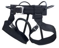 Black Diamond Alpine Bod Harness, Large, Black