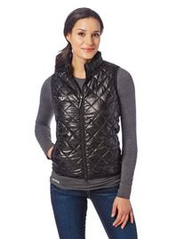TuffRider Women's Alpine Quilted Vest, Black, Large