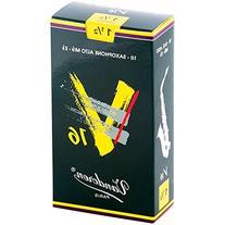 Vandoren Alto Sax V16 Reeds Strength 1.5 Box of 10