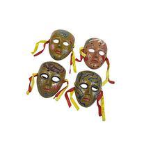 Aluminum Enamel Masks  - Nautical Decor