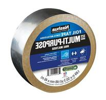 Nashua 322 HVAC Multi-Purpose Foil Tape, 46m Length, 48 mm
