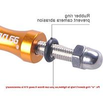 Smatree Aluminum Thumbscrew/Thumb Knob for Gopro Session,