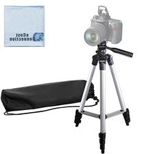 50 Inch Aluminum Camera Tripod For Canon, Nikon, Sony,