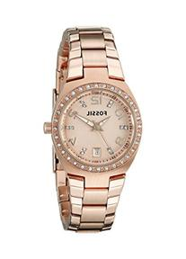 Fossil Women's AM4508 Serena Rose Gold-Tone Stainless Steel
