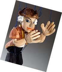 Amadeus Czech Marionette Puppet
