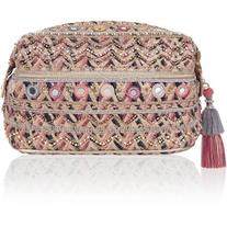 Accessorize Amara Embellished Makeup Bag