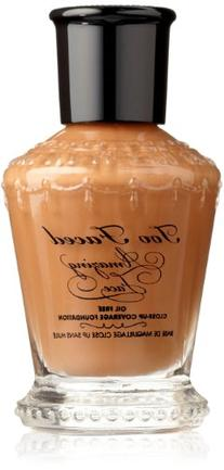 Amazing Face Liquid Foundation - Warm Cocoa by Too Faced for