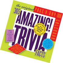 The Original Amazing Trivia Facts Page-A-Day Calendar 2010