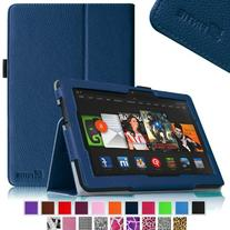 Fintie Folio Case for Kindle Fire HDX 8.9 - Slim Fit Leather
