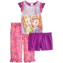AME Sleepwear Little Girls' Sofia the First Princess Sofia 3