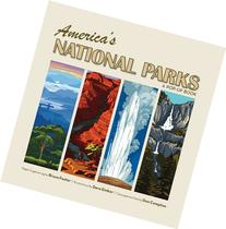 America's National Parks, a Pop-Up Book