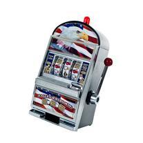Trademark American Eagle Slot Machine Bank