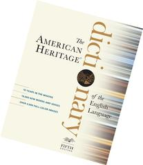 American Heritage Dictionary of the English Language, Fifth