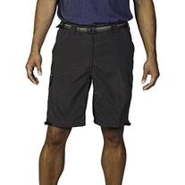 ExOfficio Men's Amphi 10'' Shorts, Dark Charcoal, 30