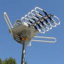 Amplified HD Digital Outdoor HDTV Antenna 150 Miles Long
