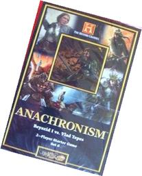 Anachronism by The History Channel Starter Set 6